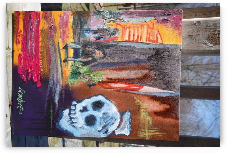 Death row by Dominic Lambert