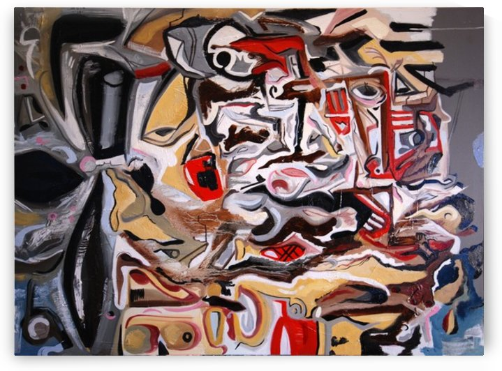 The mess by Dominic Lambert