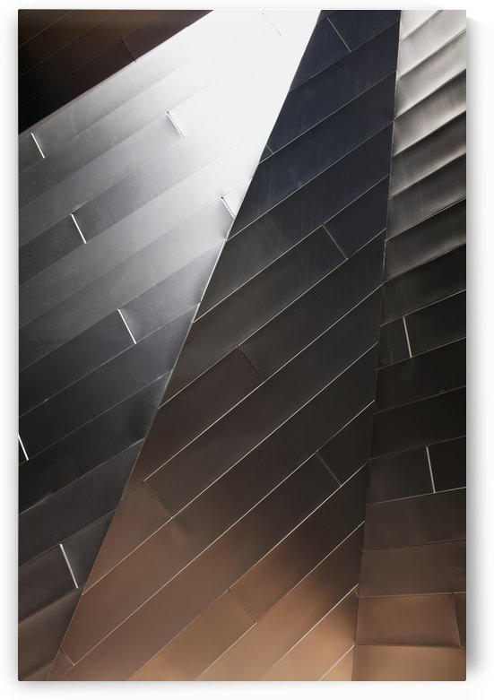 Building abstract showing different angles of reflected light; Las Vegas, Nevada, United States of America by PacificStock