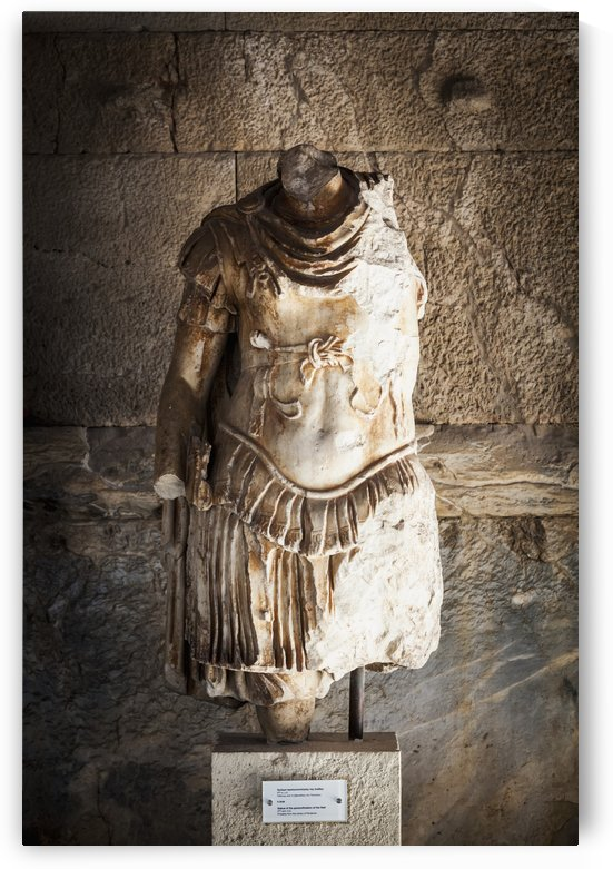 Statue of IIlad; Athens, Greece by PacificStock