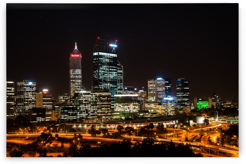 Downtown Hustle Perth by DLPSquared