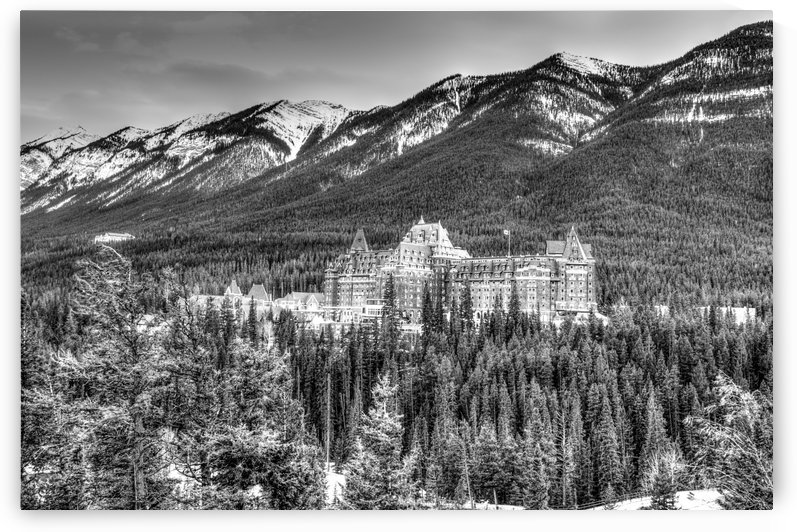 Banff_Hotel by DLPSquared