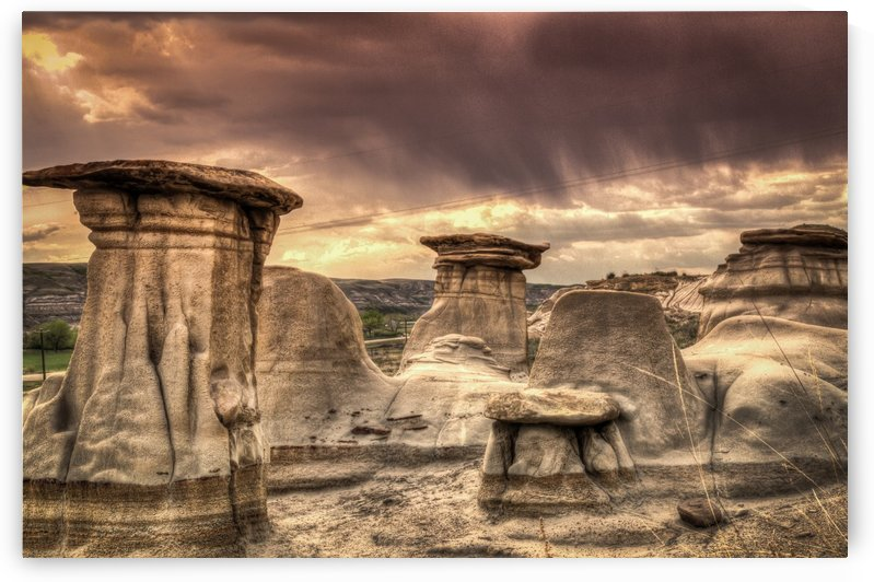 Hoodoos by DLPSquared