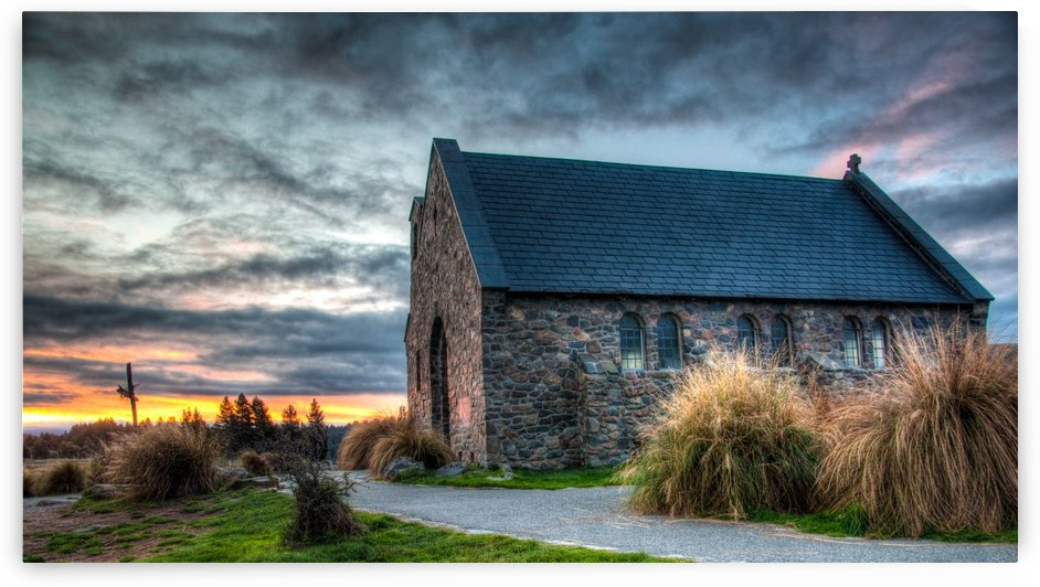 Church of the Good Shepherd by DLPSquared