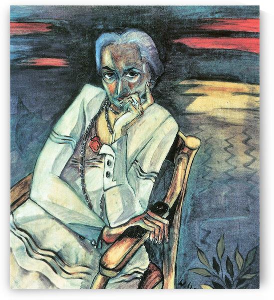 Rosa Shapiro by Walter Gramatte by Walter Gramatte