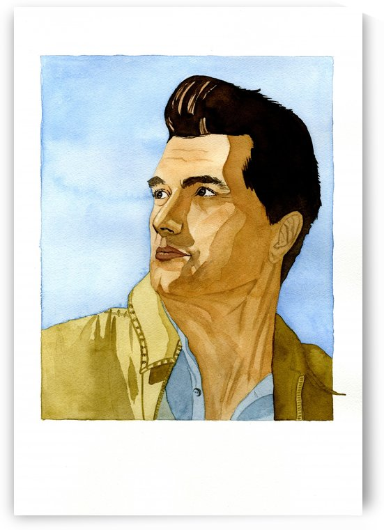 Rock Hudson by Miriam Allen