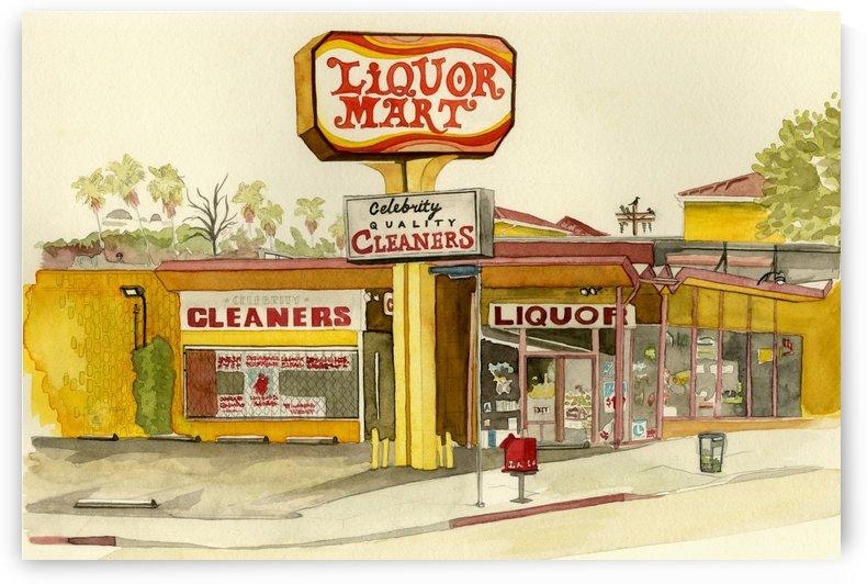Liquor Mart by Miriam Allen