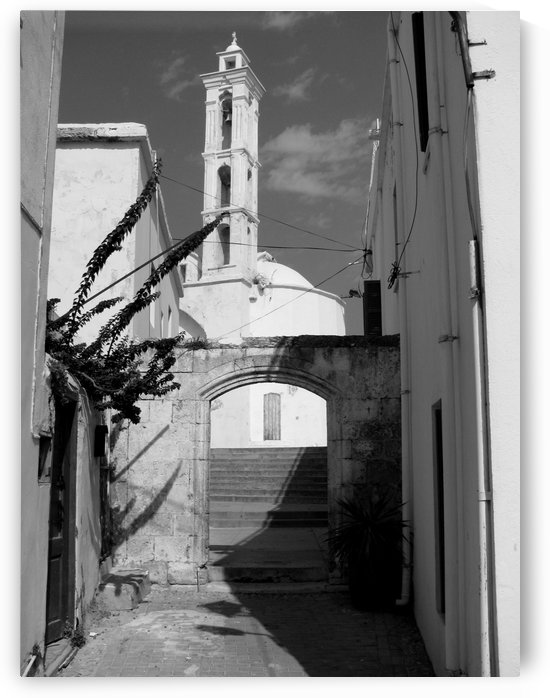 Old Orthodox Church in Gyrne, Cyprus by Vlad Radulian