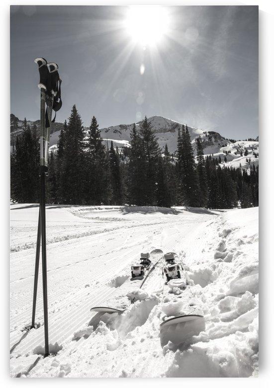Ski Break by DLPSquared