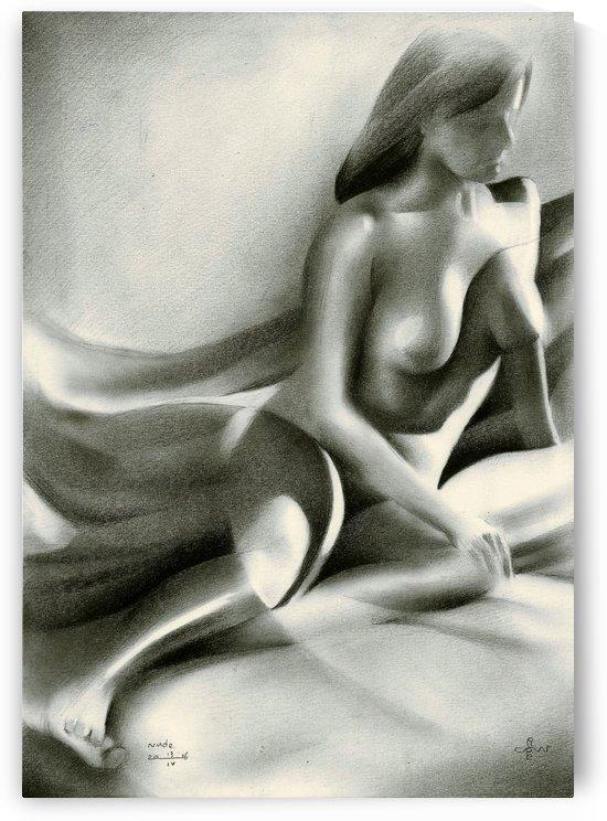 nude - 13-04-16 by Corné Akkers