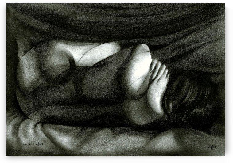 nude - 01-04 16 by Corné Akkers