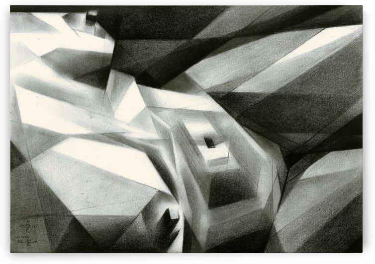 Nude - 14-03-16 by Corné Akkers