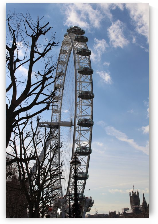 london big eye by sarah fairest
