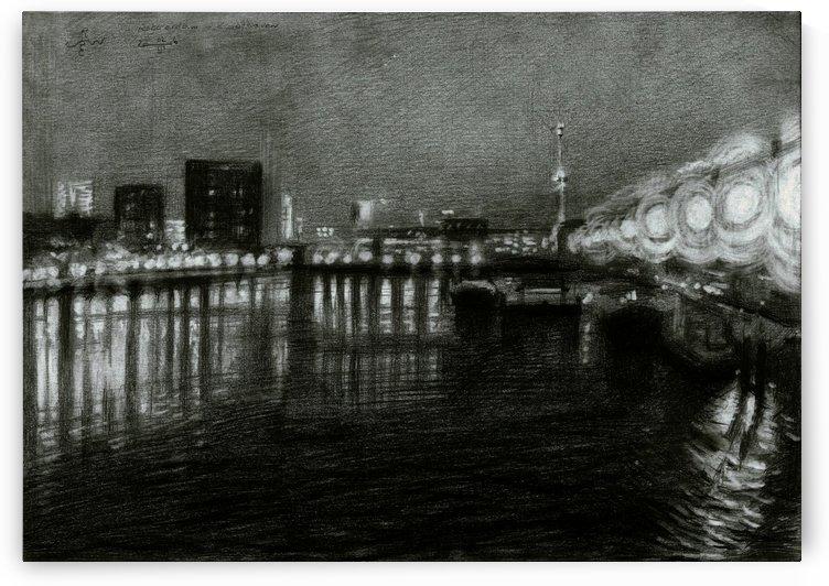 Rotterdam - Coolhaven - 02-03-16 by Corné Akkers