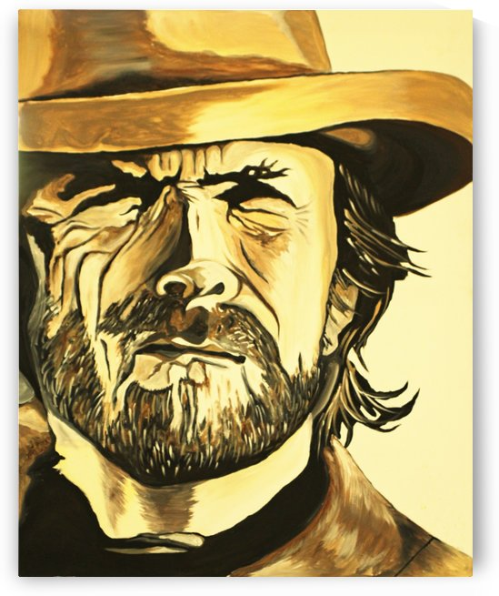 Cant Eastwood by Simon Maxx Gallery