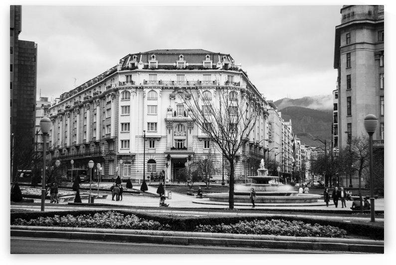 Bilbao by Carlos M  Garate