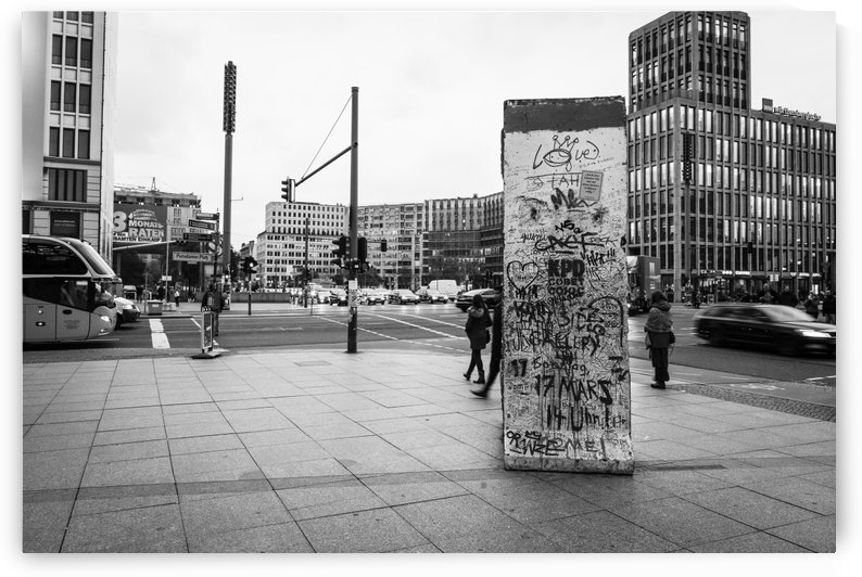 Berlin by Carlos M  Garate