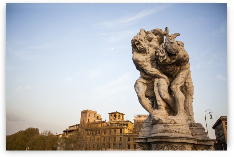 Rome by Carlos M  Garate