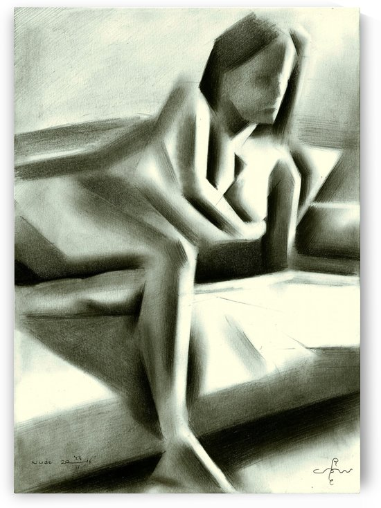 Nude - 23-01-16 by Corné Akkers