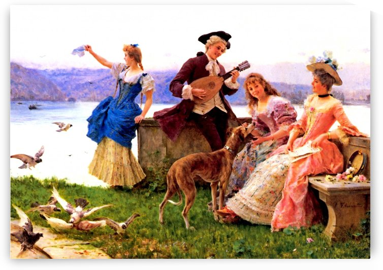 A Days Outing by Federico Andreotti