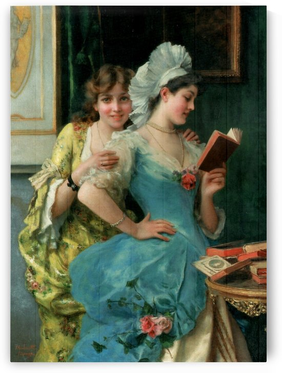 The sisters by Federico Andreotti