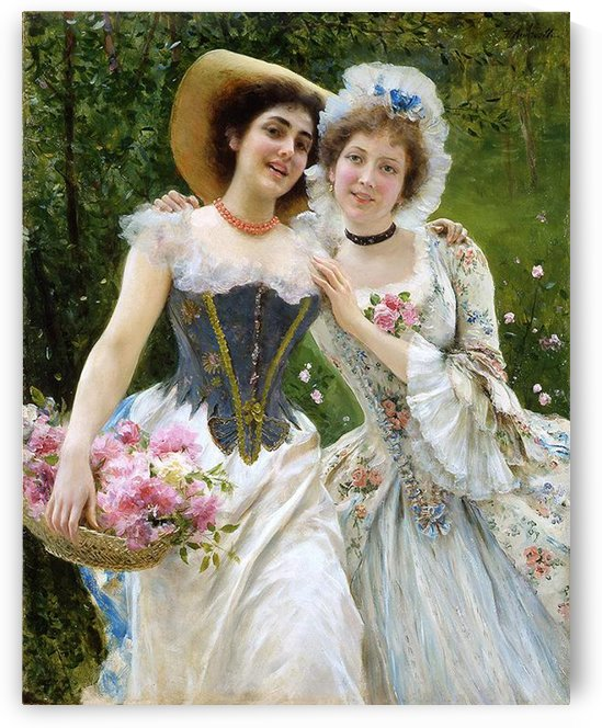 Sisters by Federico Andreotti