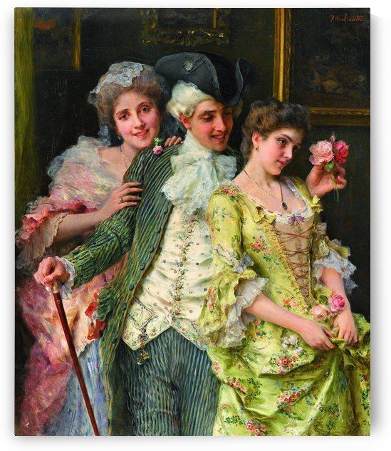 The gifts by Federico Andreotti