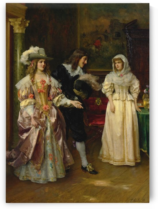 The distinguished by Federico Andreotti