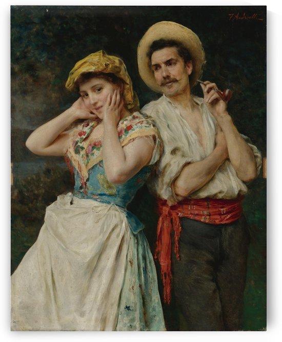 Flirt by Federico Andreotti