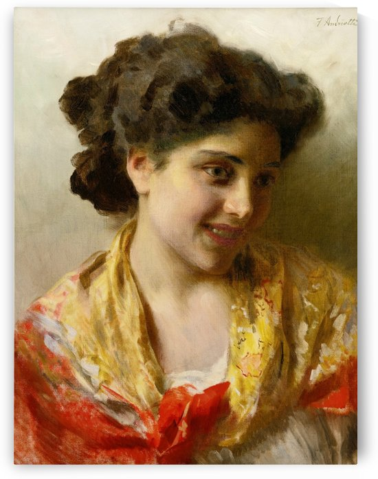 Gypsy beauty by Federico Andreotti