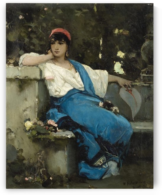Reverie by Federico Andreotti