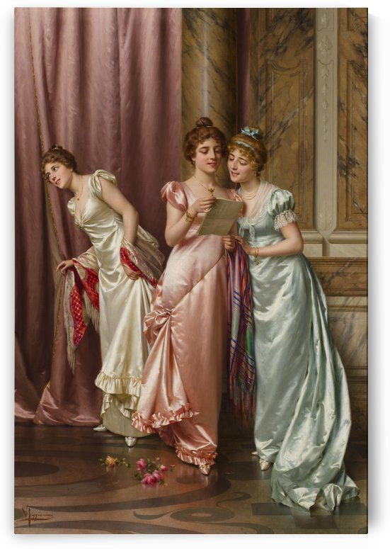 An illicit letter by Vittorio Reggianini