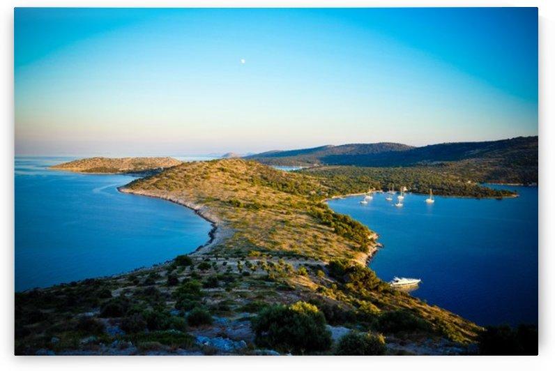 Zut island, Croatia by Jure Brkinjac