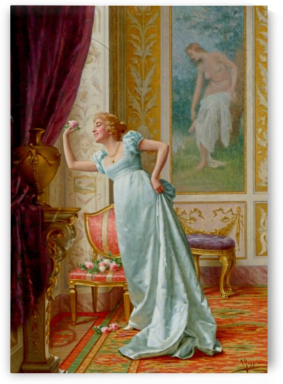 The Attraction by Vittorio Reggianini