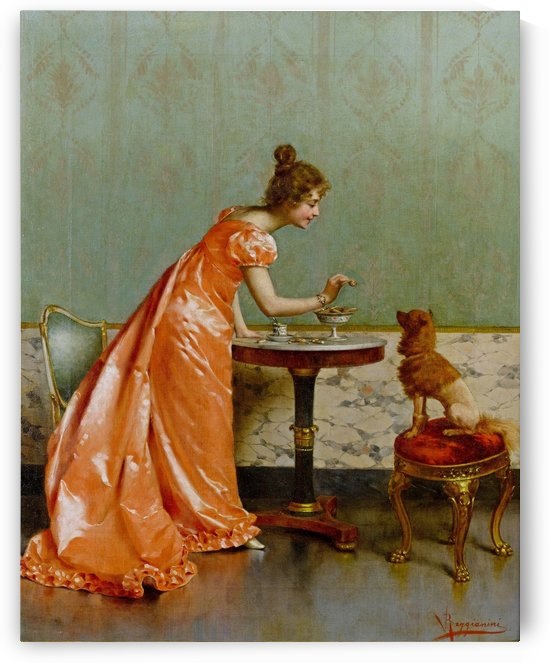 The Unconditional Lover by Vittorio Reggianini