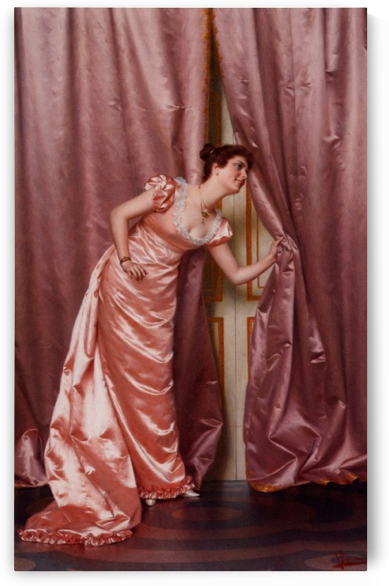 Eavesdropping by Vittorio Reggianini