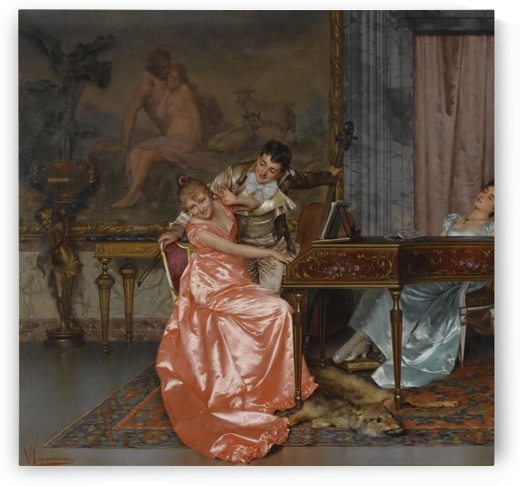 The euphoric recital by Vittorio Reggianini