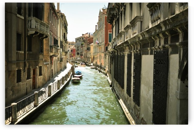 Venice canal by Jure Brkinjac