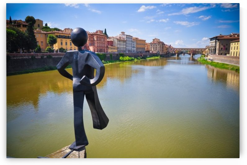 Ponte Vecchio, Florence by Jure Brkinjac
