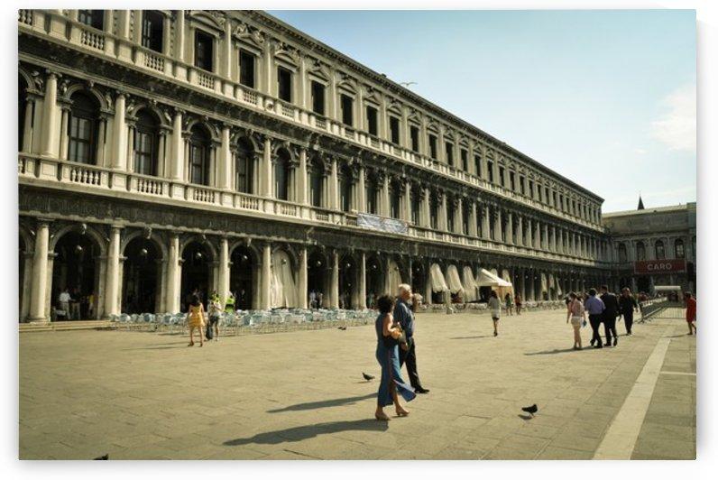 Piazza San Marco by Jure Brkinjac