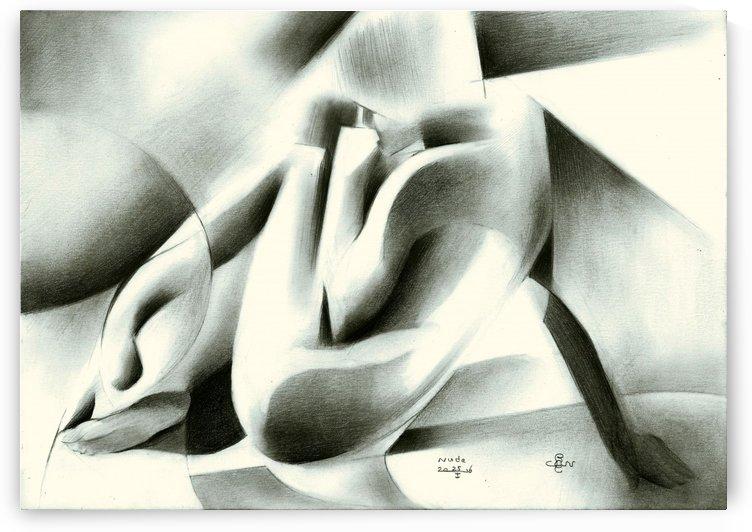 Nude - 25-01-16 by Corné Akkers