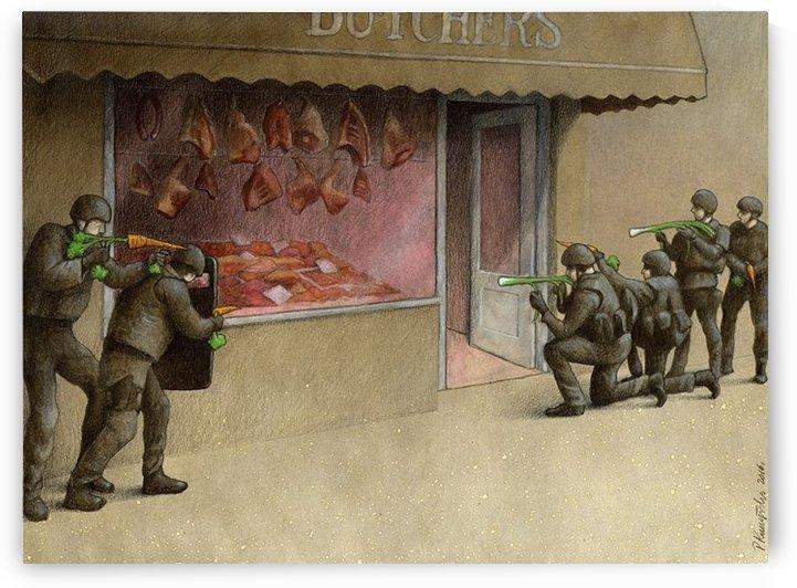 SWAT by Pawel Kuczynski