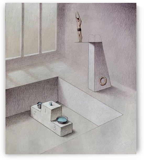 Competition by Pawel Kuczynski