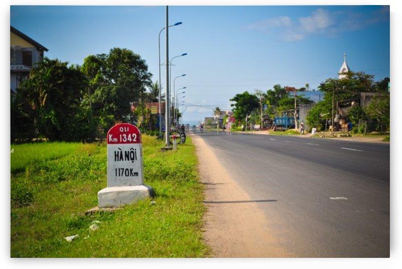 Hanoi milestone by Jure Brkinjac
