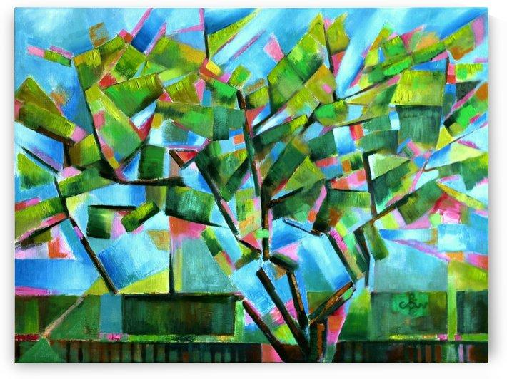 Cubistic Spring at Voorburg - 05-05-16 by Corné Akkers