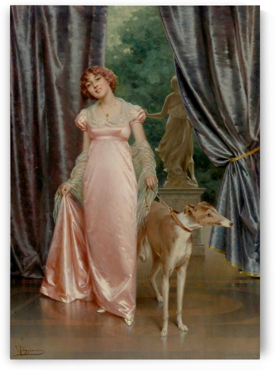 An elegant pair by Vittorio Reggianini