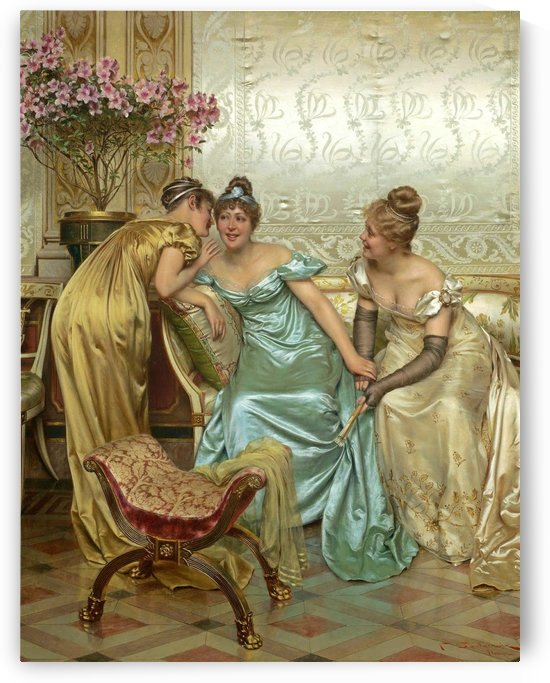 The secret by Vittorio Reggianini