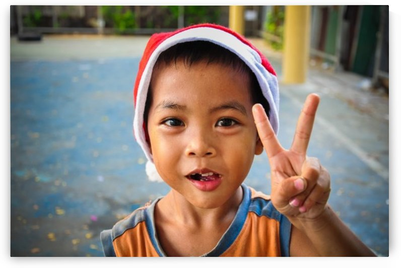 Bangkok boy by Jure Brkinjac