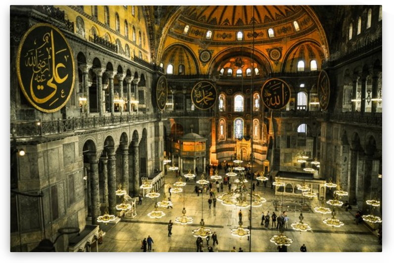 Hagia Sophia by Jure Brkinjac