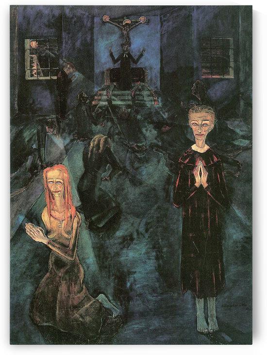 The Beichte by Walter Gramatte by Walter Gramatte